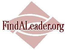 FindALeader.org logo